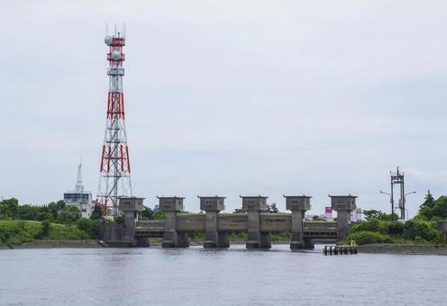 Edogawa Water Gate