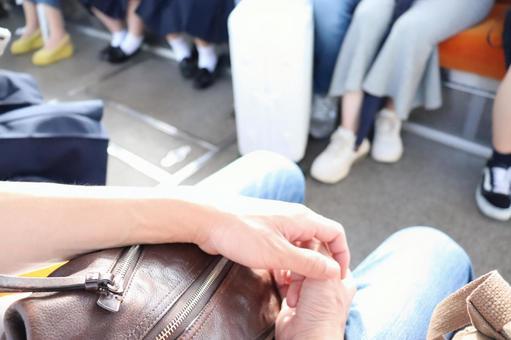 Image inside the train ③