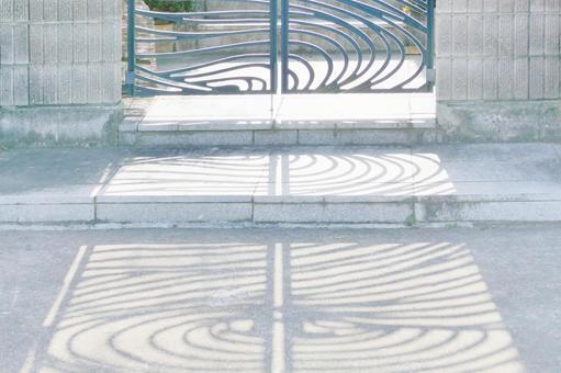 Art gate