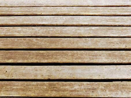 Wood grain background frame