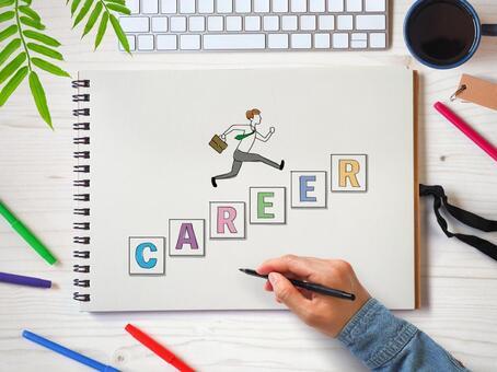 Career improvement image