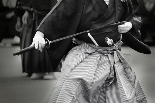 Samurai · · · Iaido way