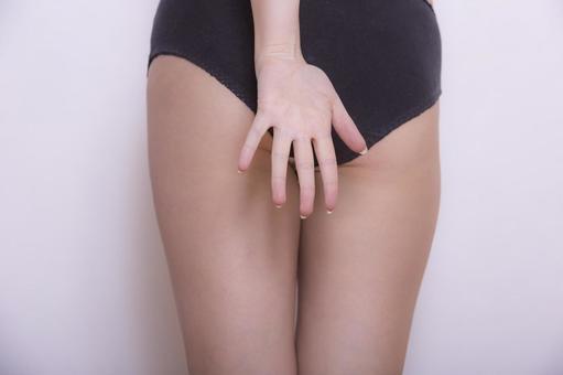 여성의 엉덩이 1