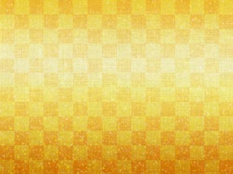 Ichimatsu Gold Wallpaper Background