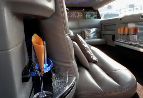帶司機的豪華轎車放鬆時間