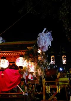 Fall Festival landscape (2) Danjiri
