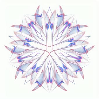 Fantasy pentagonal PSD background through 20201006_009