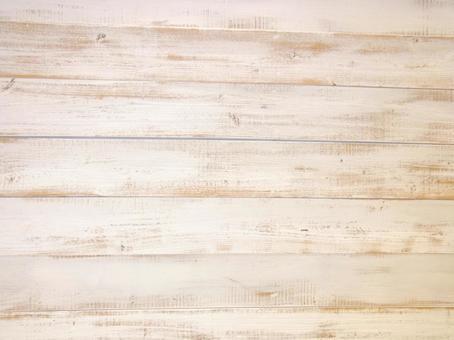 Wooden wall sideways