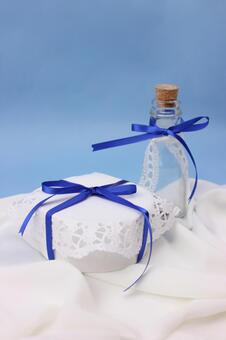 Gift and bottle 3