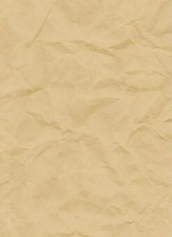 Kraft paper (with wrinkles)