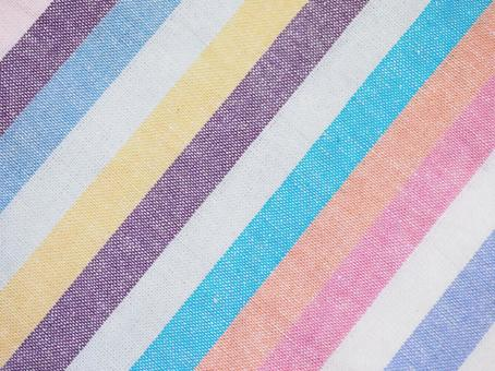 Striped cloth background. 01