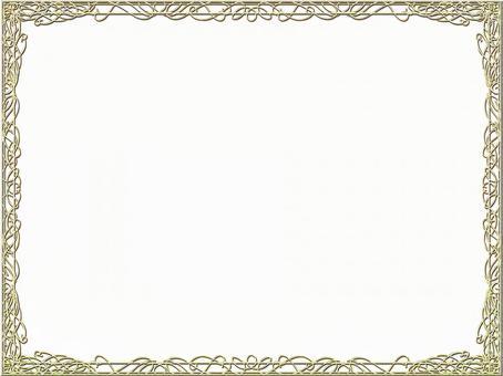 Silver frame frame 28052902