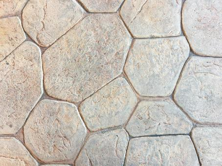 Fashionable stone wall background material