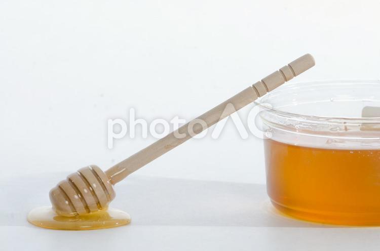 蜂蜜の溜まり4の写真