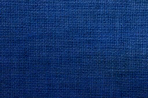 Cloth texture dark blue