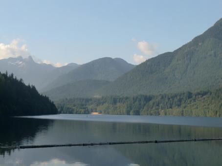 클리블랜드 댐 웨스트 밴쿠버