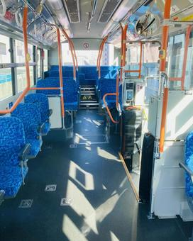 Inside an unmanned bus (9)