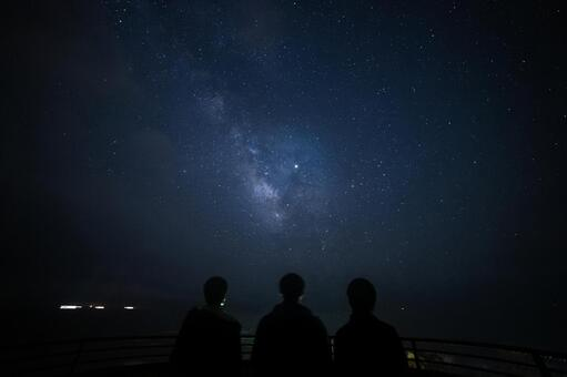 Think of the Milky Way