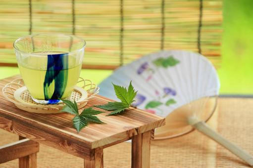 Spend the summer with watering tea