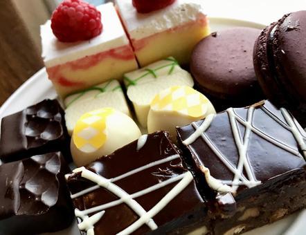 甜點自助餐
