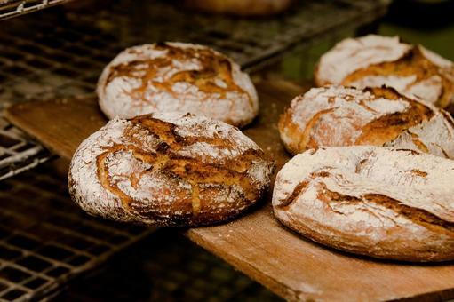 新鮮出爐的麵包11