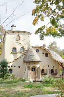 A fairy tale building 2
