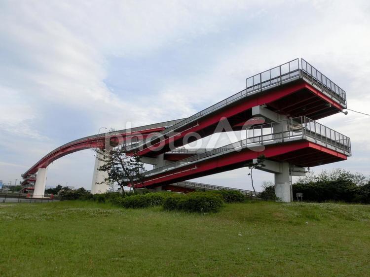 中の島大橋(木更津市)の写真