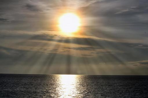 Honolulu sea sun ring