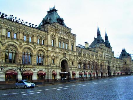 굼 백화점 모스크바
