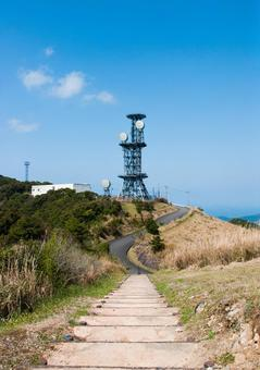 Nomigatake Communication Tower