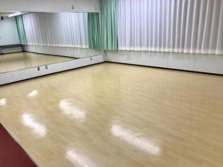 Rental practice room