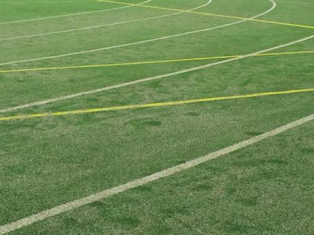 Schoolyard track