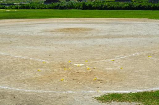 Image of baseball field (grand mound field)