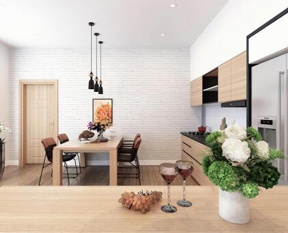 Dining kitchen 11