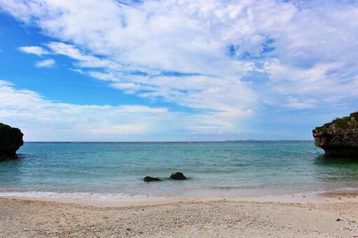 나가 하마 해변
