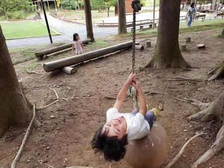 운동 놀이기구