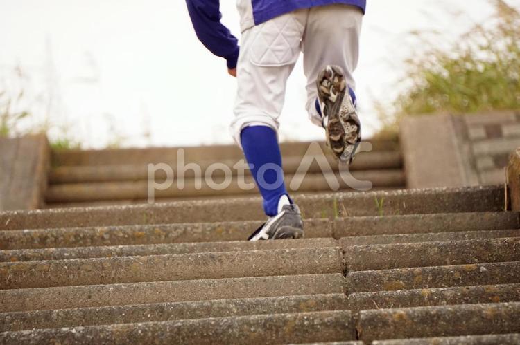階段ダッシュの写真