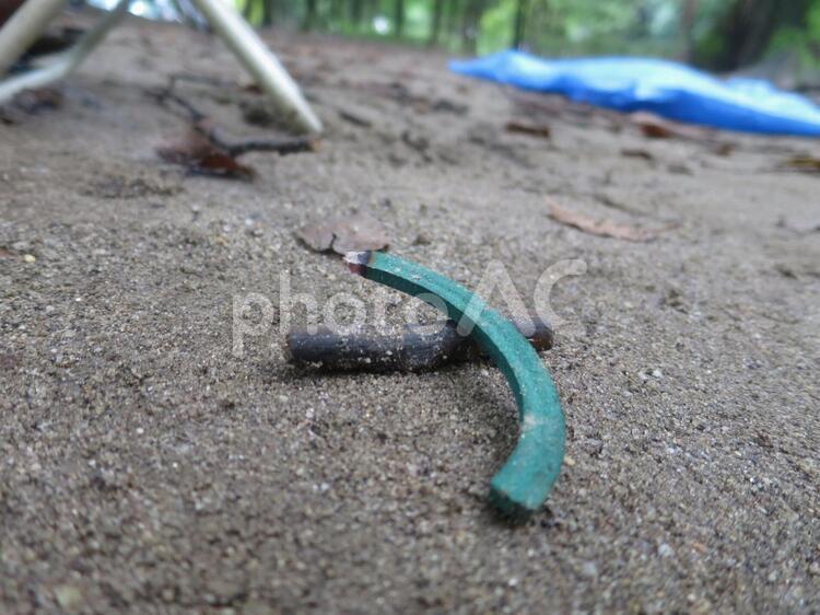蚊取り線香の写真
