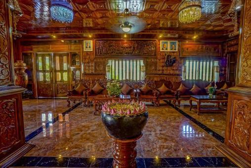 Overseas hotel lobby 2
