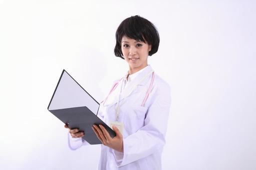 Female doctor 3