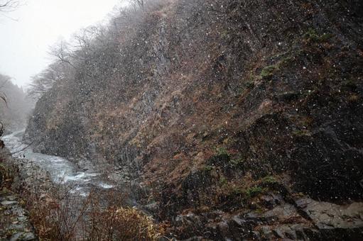 Kiyotsu Gorge Niigata Trip