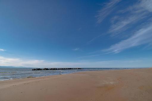 Echizenhama beach