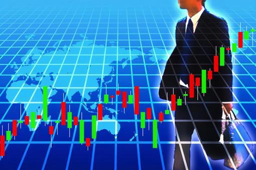 World stock 1 Rising