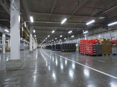 Logistics warehouse ③