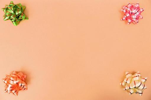 色带纹理背景橙色胶带色带