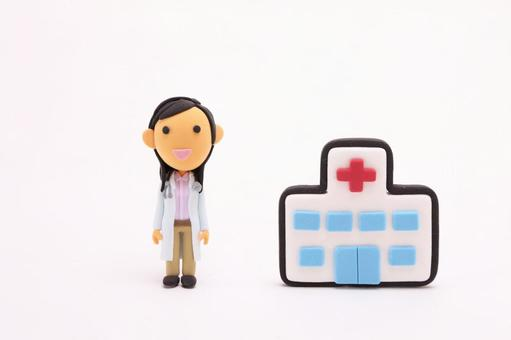 Clay doll doctor 4