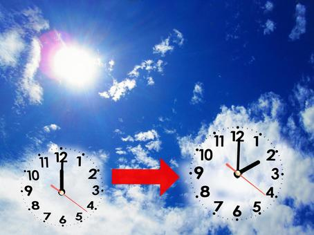 Image of summer time