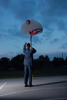 Foreigners who play basketball 33