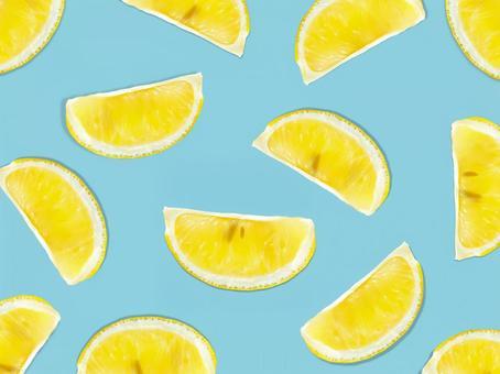 컷 레몬의 배경 소재
