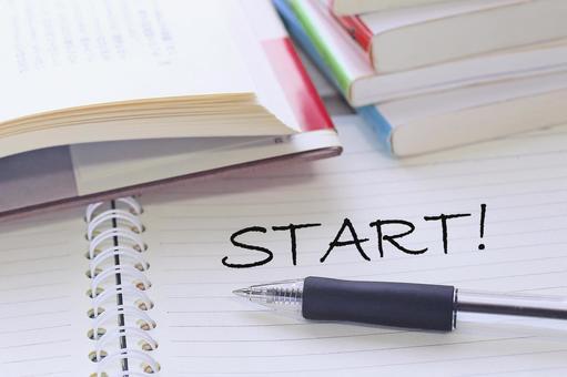 START Start study Start study Image material